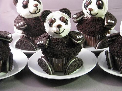 Panada cupcakes