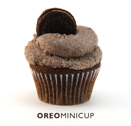 The Oreo Mini Cup [Recipe]