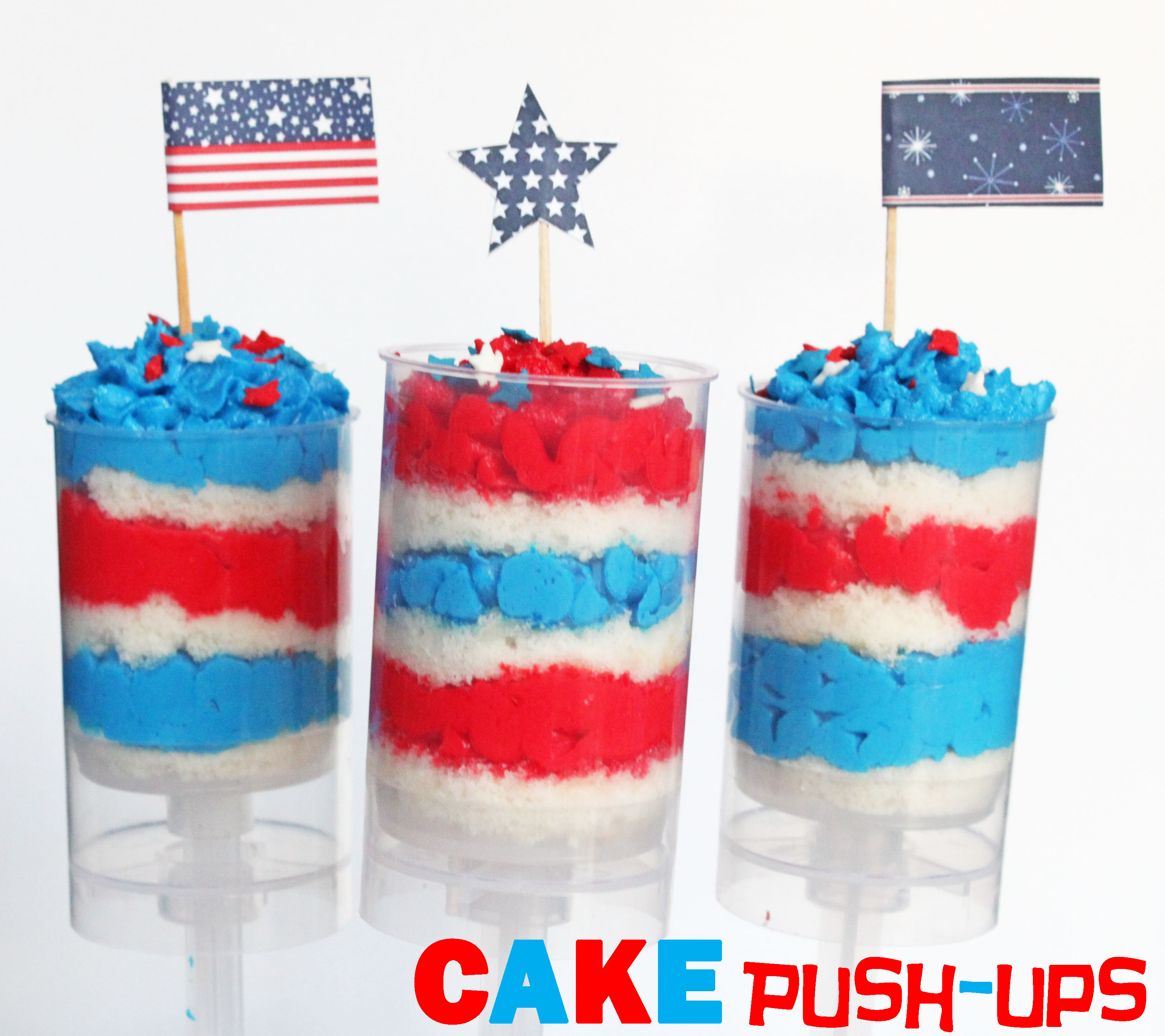 4th of july cake push up pops recipe cake pops and cup cakes cake pops and cup cakes. Black Bedroom Furniture Sets. Home Design Ideas