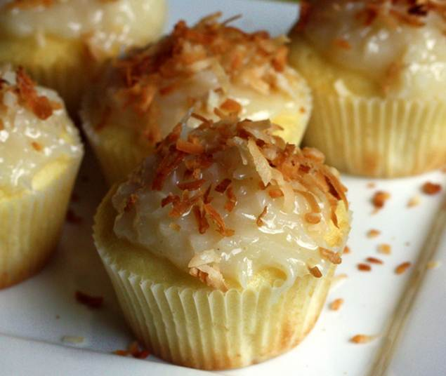 Cocont Cupcakes