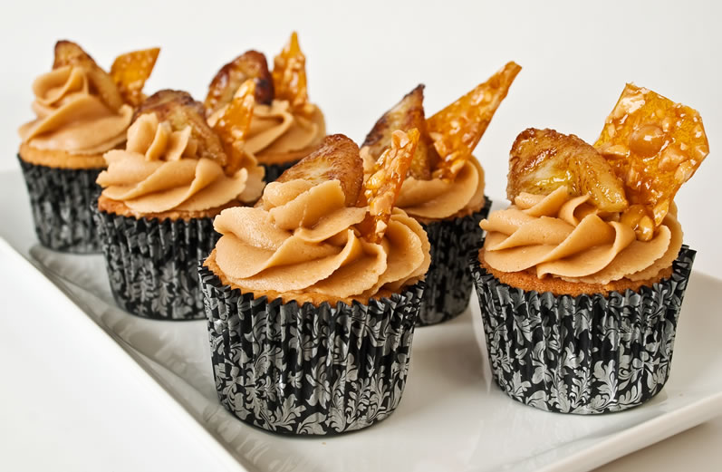 The best Peanutbutter Cupcakes on the planet