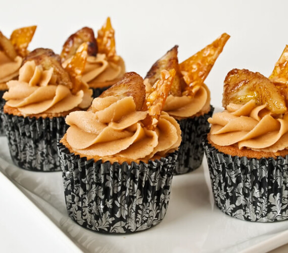 The Greatest Peanut Butter Cupcake on The Planet!